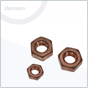 China Manufacturer for Connecting Nuts -